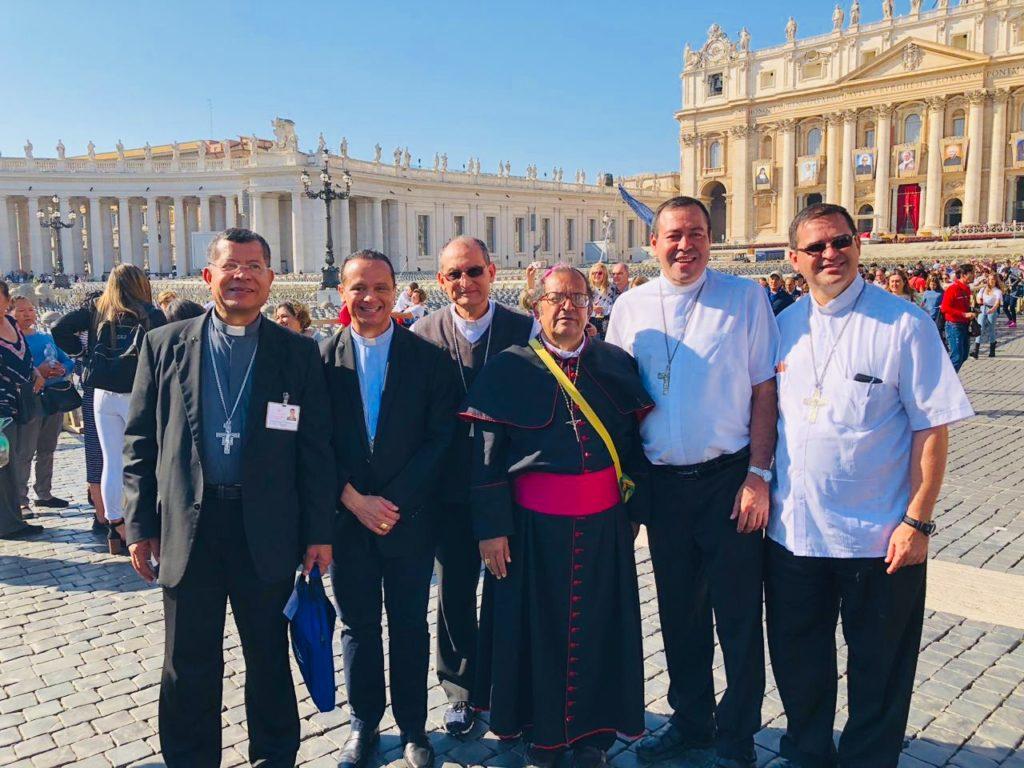 Peregrinos en Roma