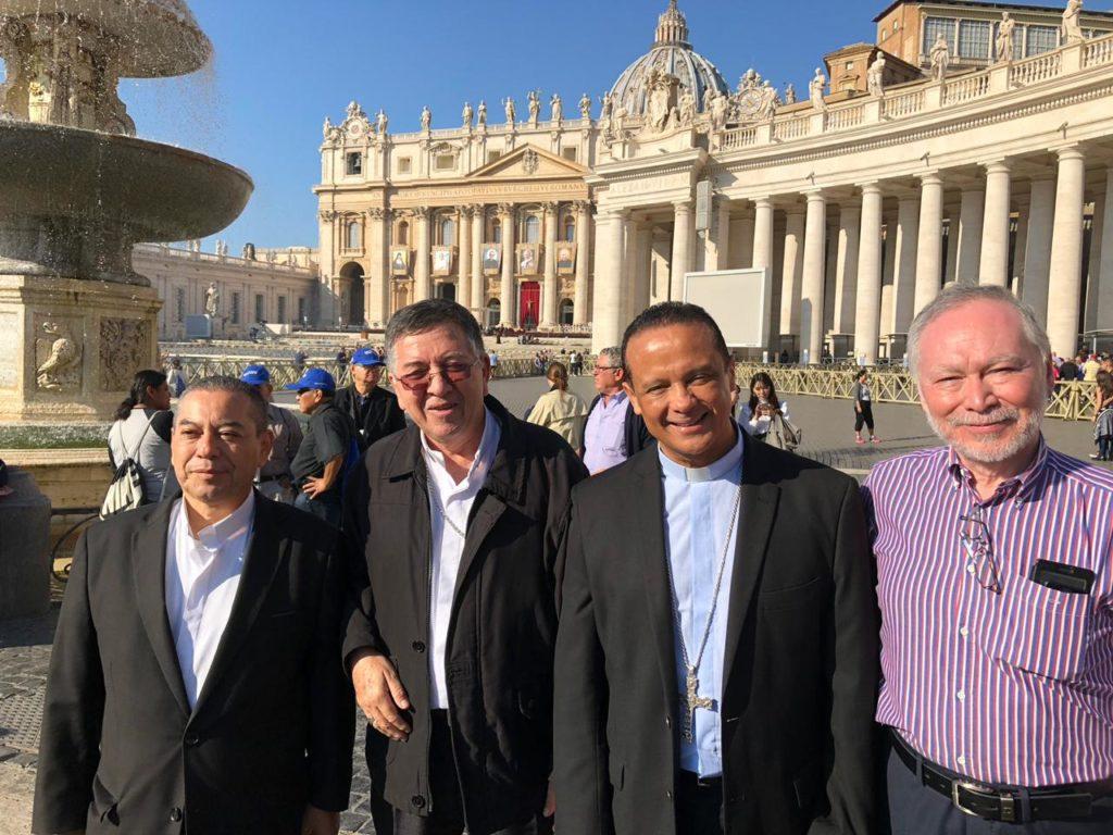 Peregrinos en Roma6
