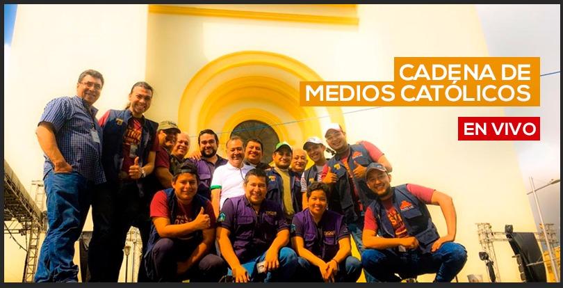 Imágenes Red de Medios Católicos El Salvador y Roma
