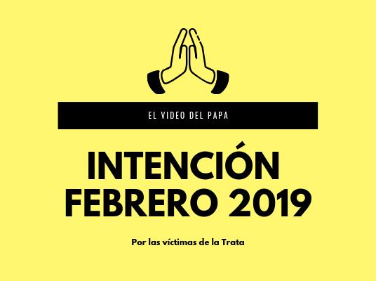 Intención del Papa en febrero: por las víctimas de la trata