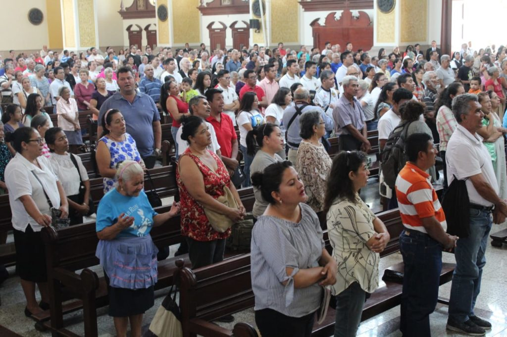 Misa 39 aniversario Martirio Mons. Romero12