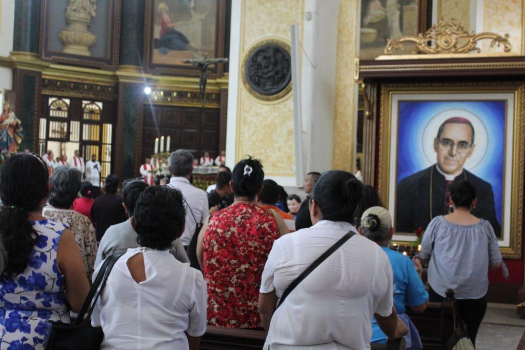 Misa 39 aniversario Martirio Mons. Romero13