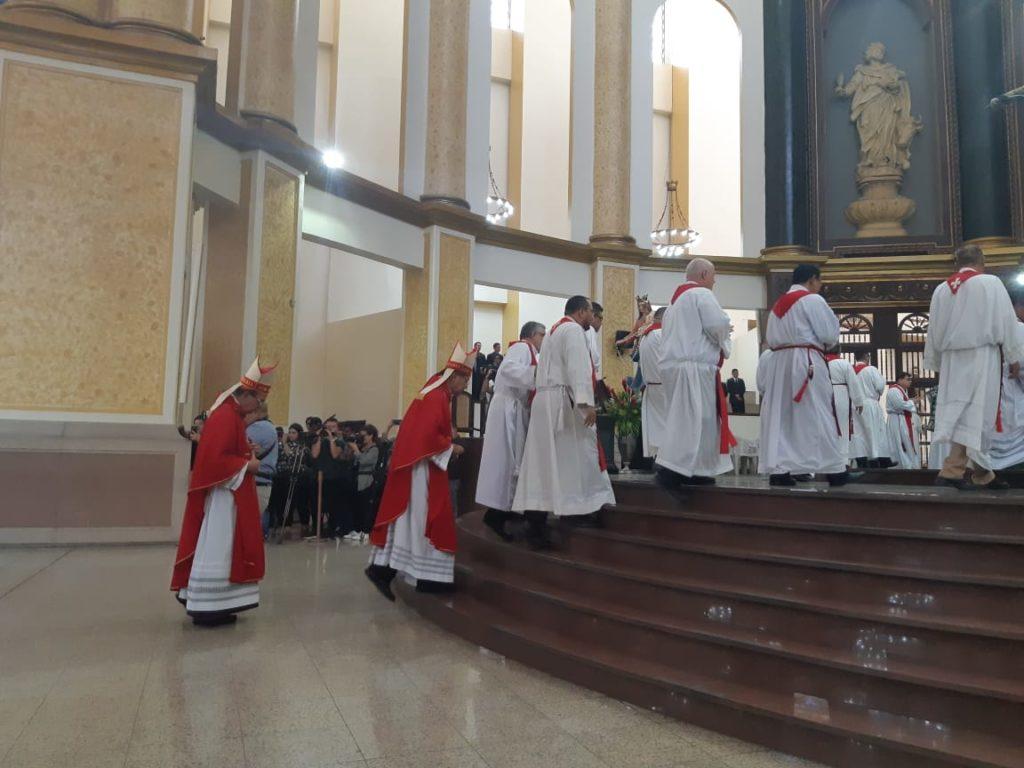 Misa 39 aniversario Martirio Mons. Romero5