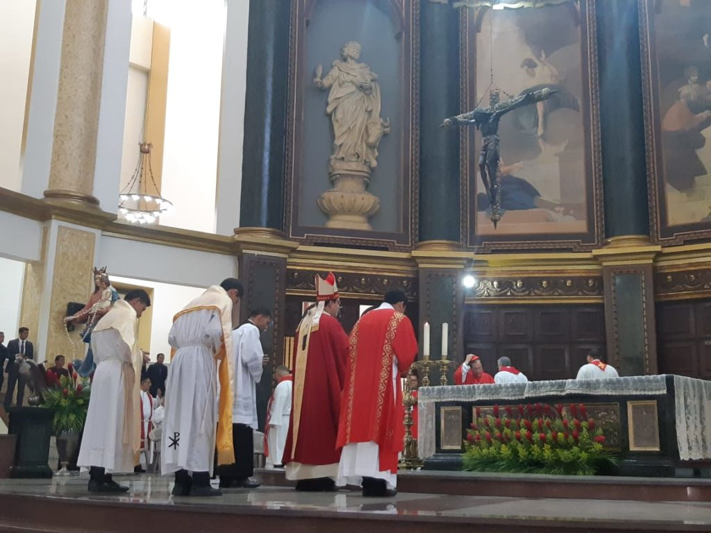 Misa 39 aniversario Martirio Mons. Romero7