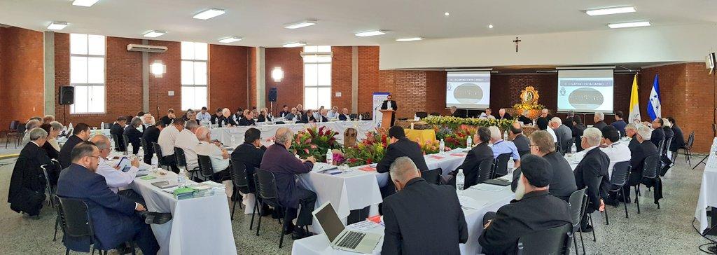 Inicia oficialmente la XXXVIII Asamblea General del CELAM