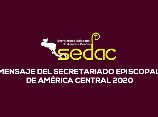 MENSAJE DEL SECRETARIADO EPISCOPAL DE AMERICA CENTRAL